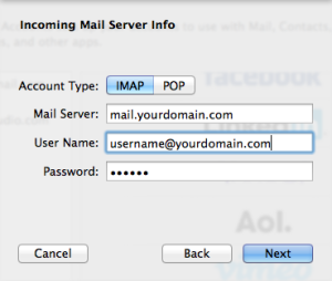 incoming-mail-server-info