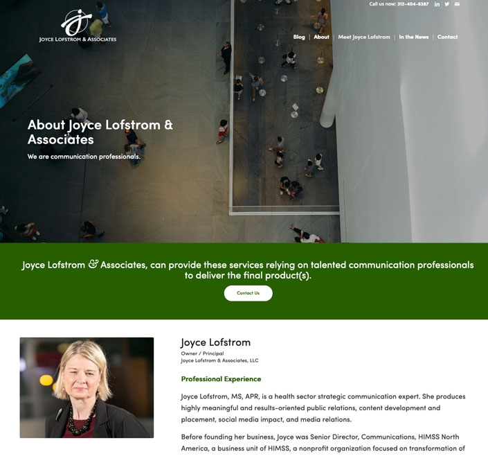 Website Design 2 work 0009 joycelofstrom